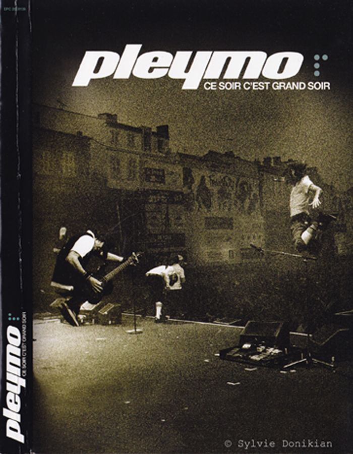DVD Pleymo