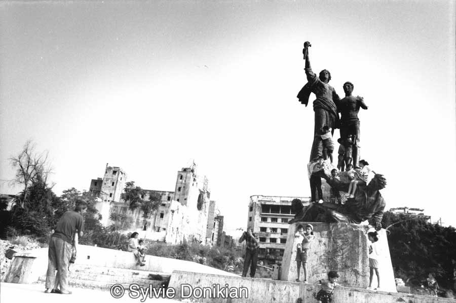 Statue des Martyrs 3/3
