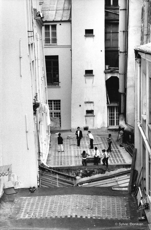 Rue des Rosiers – Paris